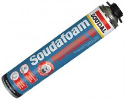 Монтажная пена Soudal Soudafoam Professional 60 12х750 мл пистолетная