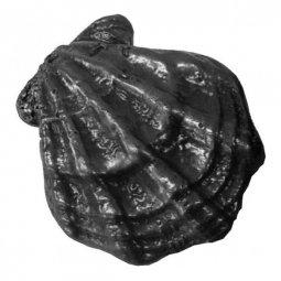 Камень для бани Рубцовск Чугунный «Ракушка» КЧР-3