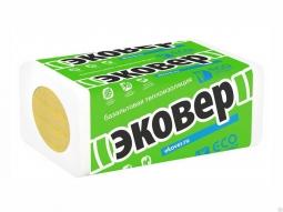 Базальтовый утеплитель Эковер Вент Фасад 70 1000х600х50