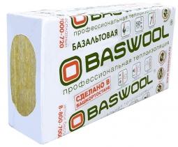 Минераловатный утеплитель Baswool Лайт 35 1200х600х50 мм / 6 пл.