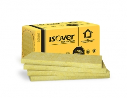 Минераловатный утеплитель Isover Венти 85 1000х600х50 мм /6шт