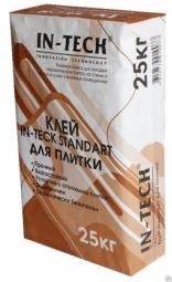 Клей для плитки IN-TECK STANDART 25кг