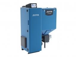 Котел твердотопливный Zota Optima автоматический 32 кВт