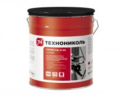 Герметик Технониколь Бутилкаучуковый №45 серый (16кг)