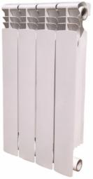 Радиатор алюминиевый Roda GSR-37 AL50004 4 секции