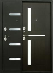 Металлическая дверь Премиум, Йошкар-Ола, 860*2050, венге