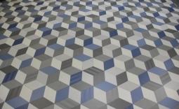 Линолеум Бытовой IVC Bingo Style Cubes 73 2.5 м рулон