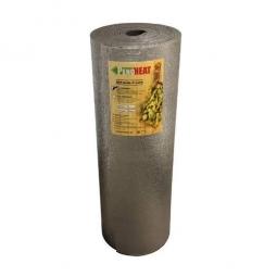 Теплоизоляция для бани PenoHEAT 10 мм ширина 1.2 м 18м2 в рулоне