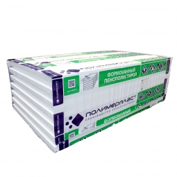 Пенополистирол Теплопласт ППС15 100х975х575 мм