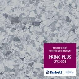 Линолеум коммерческий гомогенный Tarkett Primo Plus № 308 2 м рулон