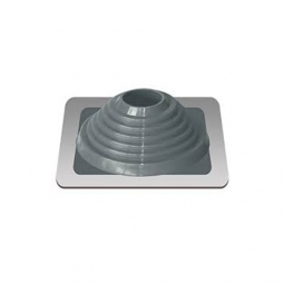 Проходник Ferrum Мастер Флеш №8 силикон прямой  (178-330) серебристый